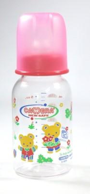 Camera Baby Corporation Camera New-Safe Decorated Feeding Bottle ,140ml/5oz (11155) - 140 ml