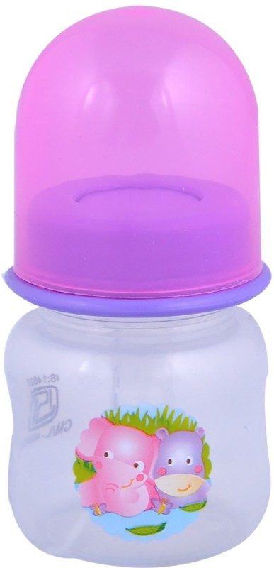 Mommas Baby Feeding Bottle - 60 ml(Violet)