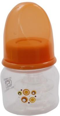 Born Babies Mini Feeding Bottle - 60 ml(Orange)