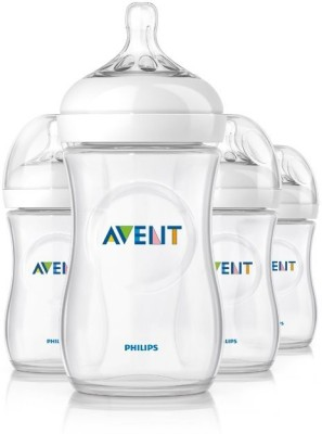 Philips Avent Natural Polypropylene Bottle - 266 ml