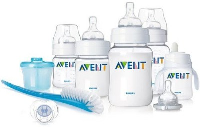 Philips Avent Starter Bottle Set - 260 ml