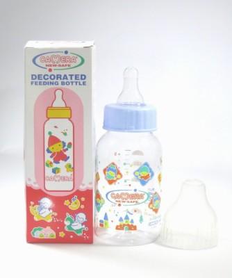 Camera Baby Corporation Camera New-Safe Decorated Feeding Bottle ,140ml/5oz (11145) - 140 ml