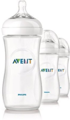 Philips Avent BPA Free Natural Polypropylene Bottle - 325 ml