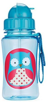 Skip Hop Zoo Straw Bottle Owl - 350 ml