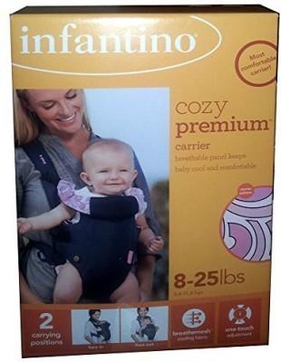 Infantino Bunting Bag(Black)