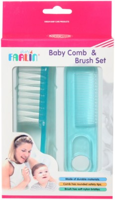 Farlin Baby Comb and Brush Set