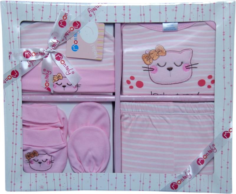 Offspring Baby Gift Set(Pink)