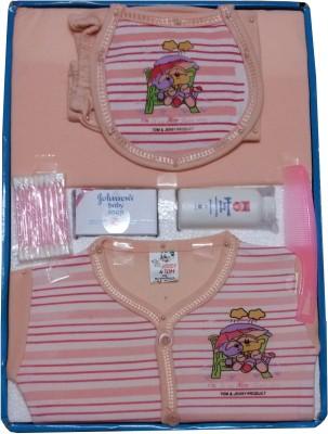 Jerry & Tom 8 Pcs Bawa Baby Combo Gift Set