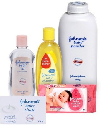 Johnson's Baby Collection Combo