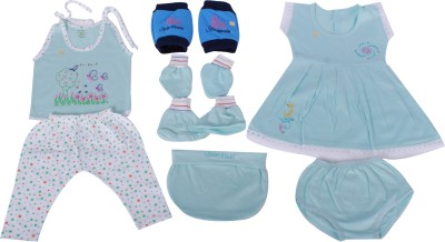 Jo Kidswear Baby Girls Gift Pack ( 6 Pcs)