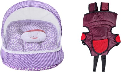 Trendz Home Furnishing Baby Net Set With Carring Bag