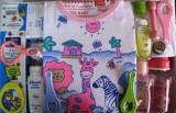 Love Baby Baby Care Combo (Pink)