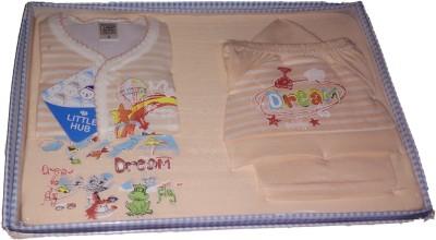 Little Hub New Born Baby Gift Set - Peach