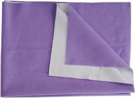 Aarushi Acrylic Sleeping Mat Absorbent Sheets(Pink, Small)