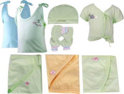 JO kidswear Baby Boys and Girls Gift Pack ( 8 Pcs )