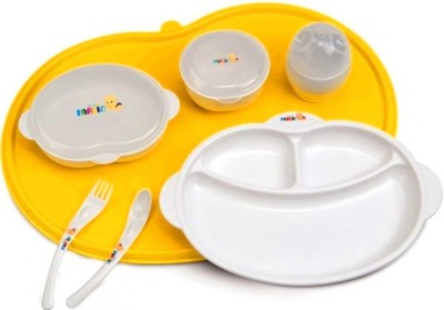 Farlin Microwave Tableware Set For Toddlers  - Food Grade Plastick