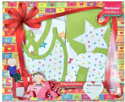 Morisons Baby Dreams Apparel Gift Box
