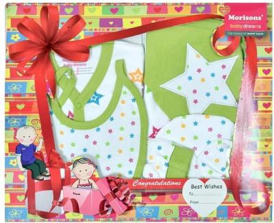 Morisons Baby Dreams Apparel Gift Box