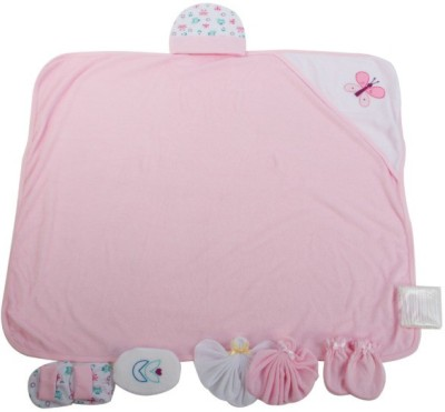 Mee Mee Pampering Present For New Borns (Gift Set) Combo Set