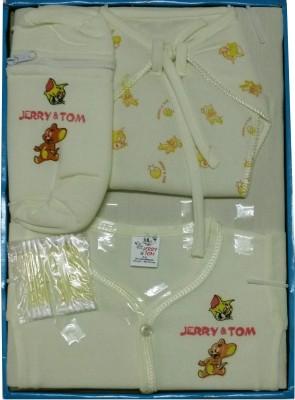 Jerry & Tom 5 Pcs Baby Combo Gift Set
