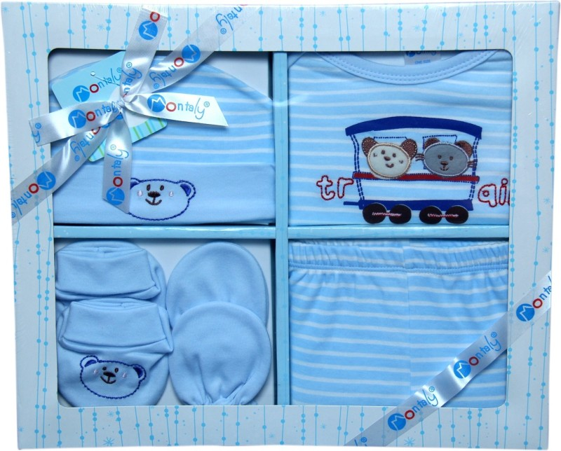 Offspring Baby Gift Set(Blue)