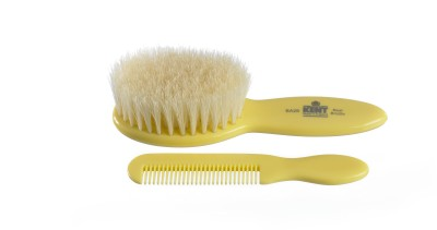 Kent Baby Hair Brush & Comb Set