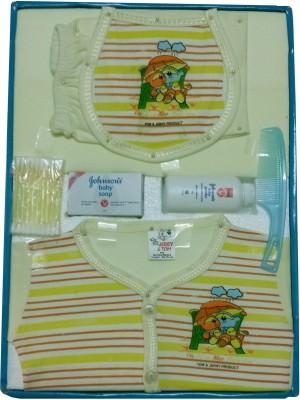 Jerry & Tom 8 Pcs Lemon Baby Combo Gift Set