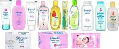 Johnsons Baby Care Full Range Combo