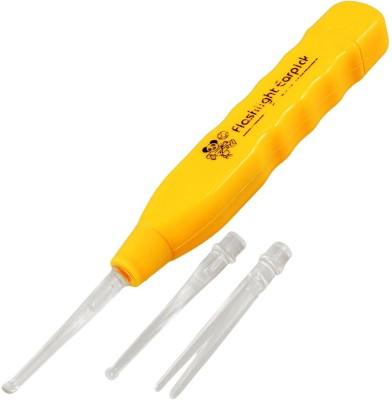 SJ 2pcs LED Light Safety Ear Pick Wax Remover Earpick
