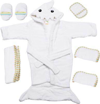 Belle Maison Baby Bath Robe Set (6Pcs.) 18-24 Month