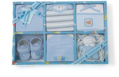 Stuff Jam Advance Baby 7 Piece Gift Set