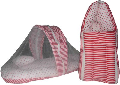 Lukluck Baby Care Combo(cherry Red)