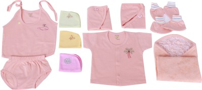 Jo Kidswear Baby Boys And Girls Gift Pack ( 9 Pcs )