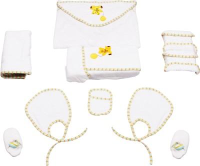 Belle Maison Baby Bath Robe Set (9Pcs.) 0-6 Month