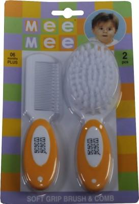 MeeMee Soft Grip Brush & Comb