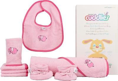 Trident Cuddlies - Elephant Plush Blush Set