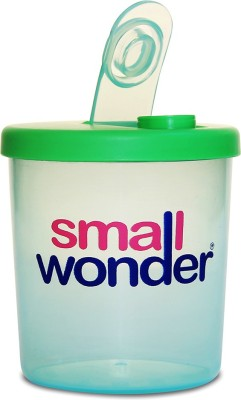 Small Wonder Milk Powder Dispenser Green  - Polypropylene