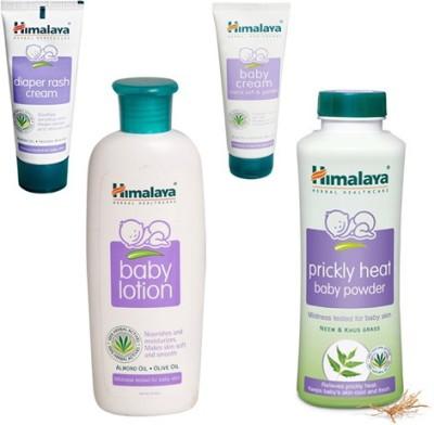 Himalaya Baby Combo