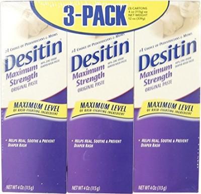 Desitin Maximum Strength Original Diaper Rash Paste(113 g)
