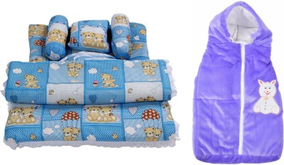 Trendz Home Furnishing Baby Bedding With Blanket