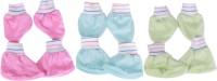 Jo Kidswear Baby Accessories(Pink,Light Blue,Green)