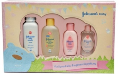 Aarza India Johnsons Baby Gift Set