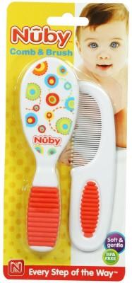 Nuby Comb & Brush Set