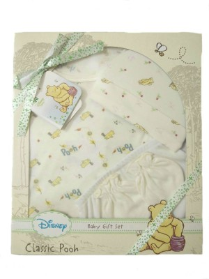 Disney Baby Gift Set- 4pc