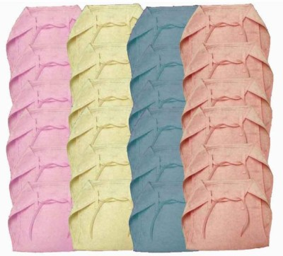 Chinmay Kids Reusable Cotton Nappies Combo Of 24,S