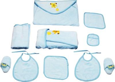 Belle Maison Baby Bath Robe Set (9Pcs.) 18-24 Month