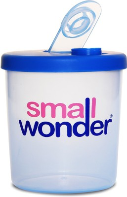 Small Wonder Milk Powder Dispenser Blue  - Polypropylene
