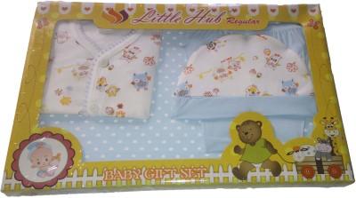 Little Hub New Born Baby Gift Set - Blue