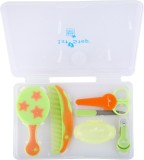 1st Step Baby Grooming Set Box Pack (Yel...