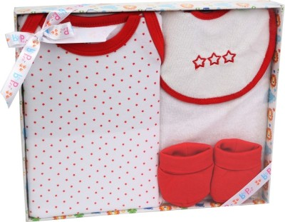 Baby Pure Infant 4pcs Gift Box